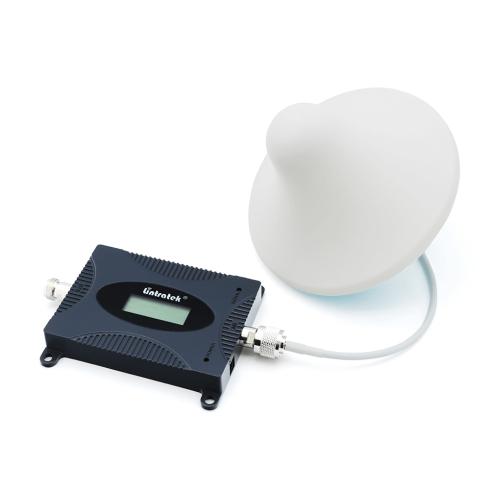 Усилитель сигнала Lintratek 1800 mHz (для 2G/4G) 65 dBi, кабель 10 м., комплект - 3
