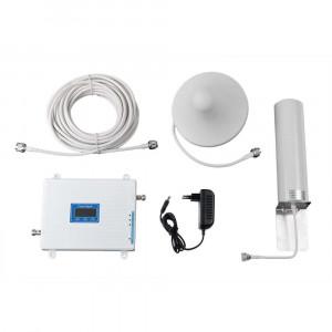 Усилитель сигнала Power Signal белый 900/1800/2100 MHz (для 2G, 3G, 4G) 70 dBi, кабель 15 м., комплект