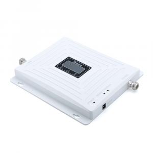 Усилитель сигнала Lintratek 900/1800/2100 mHz (для 2G/3G/4G) 65 dBi, кабель 10 м., комплект - 4