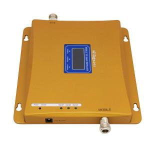 Усилитель сигнала Wingstel 900/1800/2100 mHz (для 2G/3G/4G) 65 dBi, кабель 15 м., комплект - 5