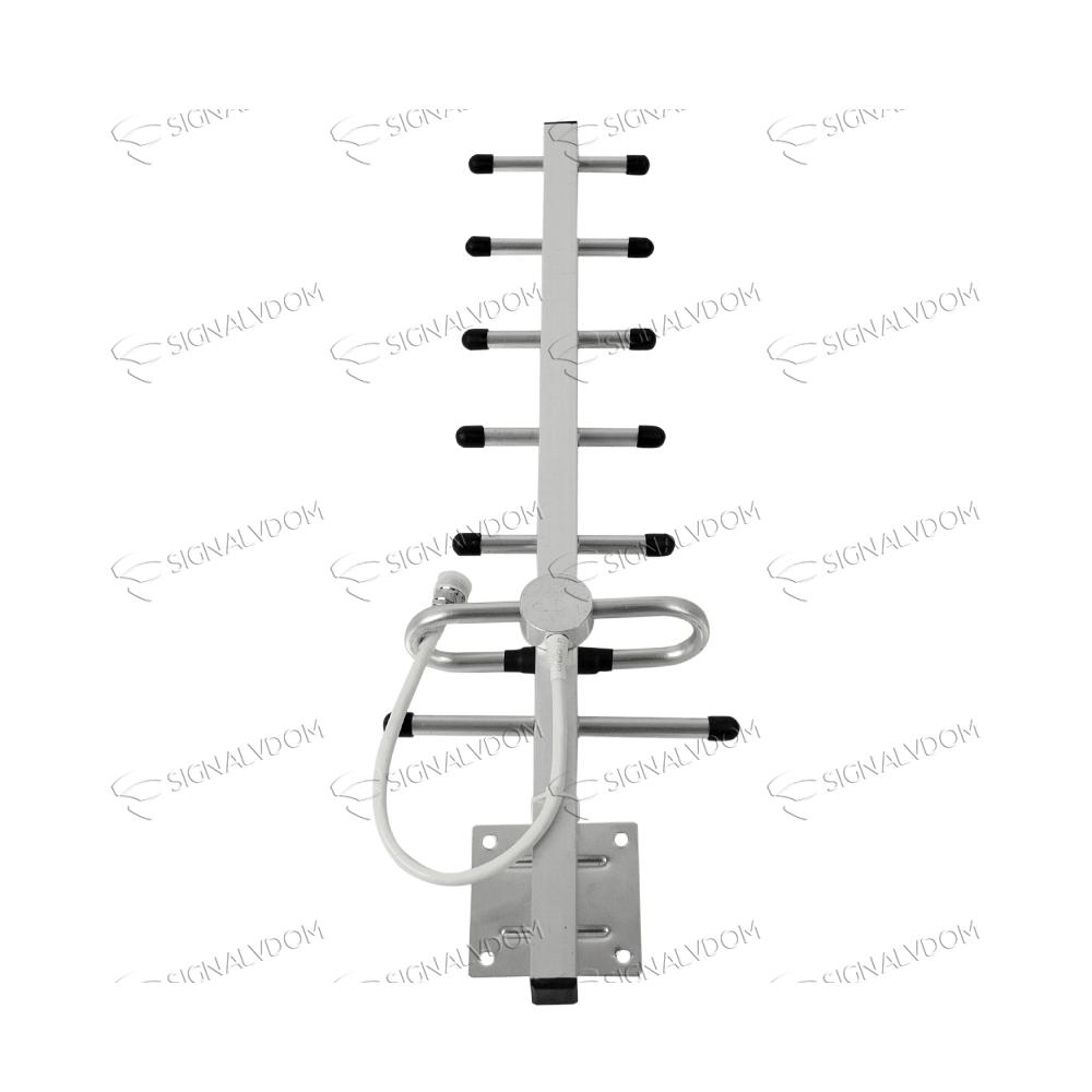 Усилитель сотовой связи G17 (GSM 900 mHz) (для сетей 2G) - 5