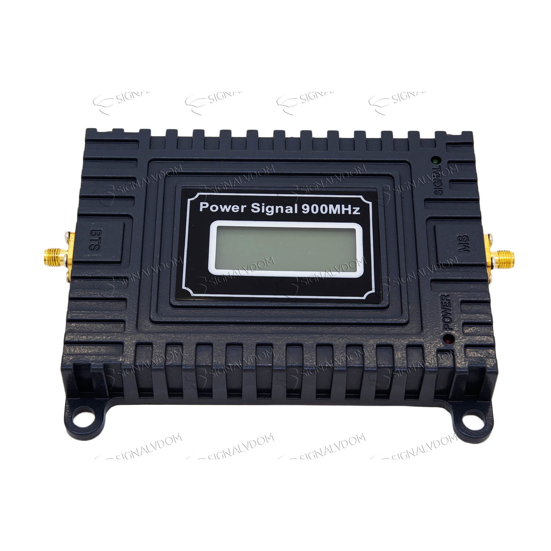 Усилитель сигнала Power Signal 900 MHz (для 2G) 65 dBi, кабель 10 м., комплект - 3