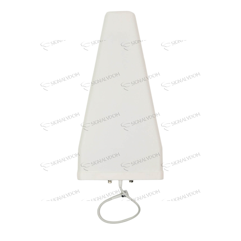 Усилитель сигнала связи Power Signal Link 900/2100/2600 MHz (для 2G/3G/4G) 65 dBi, кабель 15 м., комплект - 2